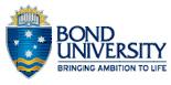 BondUniversity